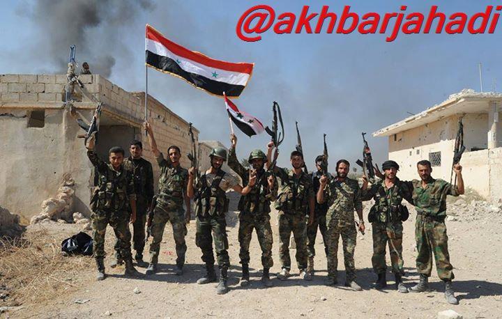 فوری: تسلط رزمندگان اسلام بر کفرنایا در شمال حلب+نقشه