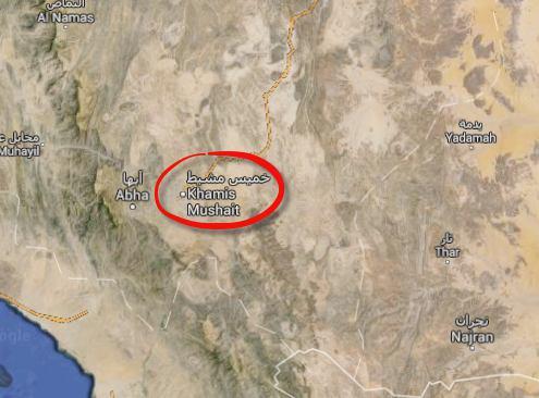 یگان موشکی ارتش و کمیتههای مردمی یمن پایگاه هوایی «خالد بن عبدالعزیز» در «خمیس مشیط» را با دو فروند موشک بالستیک از نوع «قاهر ۱» هدف قرار دادند.+عکس و جزئیات