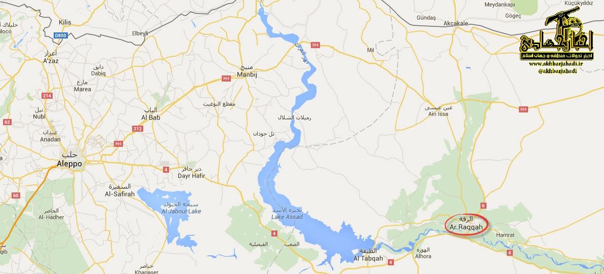 ارتش سوریه در حال پیشروی به سوی پایتخت داعش است