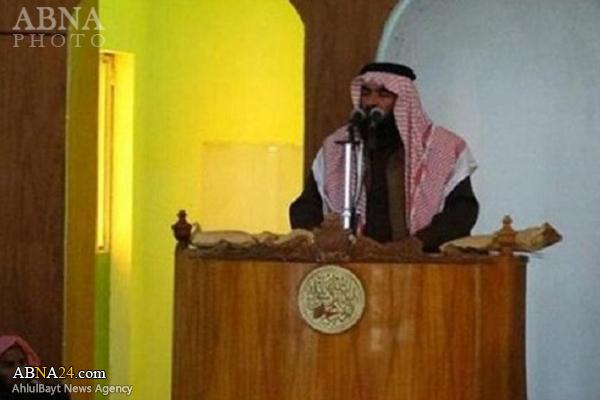 حضور علنی – ابوبکر بغدادی – در مساجد فلوجه