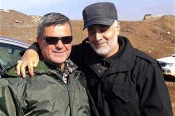 یکی از فرمانده ارشد حزب الله در سوریه به شهادت رسید +عکس