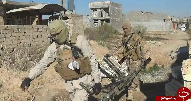 اسلحه وحشتناکِ ۳ متری داعشی ها در عراق+ تصاویر
