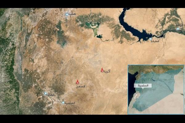 پایتخت داعش به محاصره ارتش سوریه درآمد