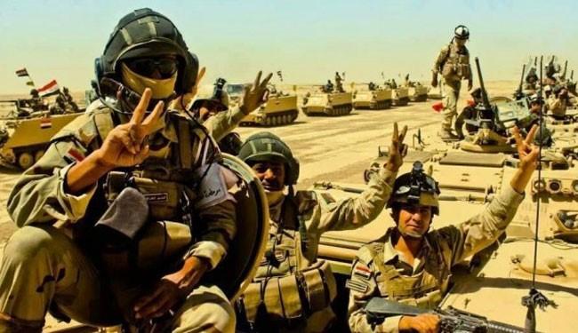 بیرون راندن داعش از آخرین پایگاه خود در رمادی