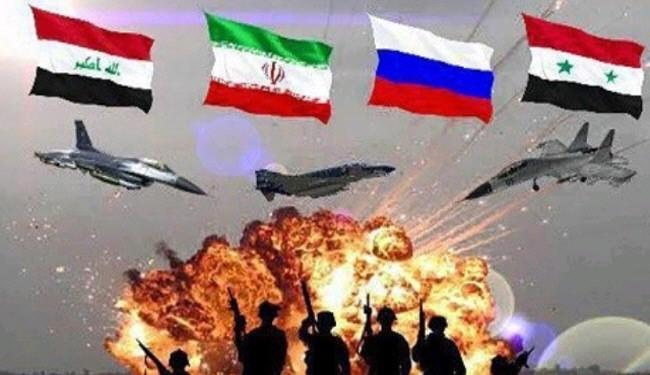 تحرکات نظامی سوریه علیه عربستان و ترکیه آغاز شد