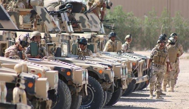 کشته شدن ۱۷ تروریست داعشی در ناحیه البغدادی