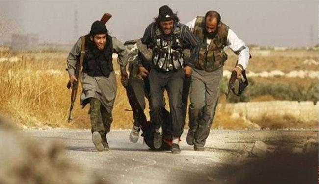 فرار گروههای مسلح از مناطقی در شمال حلب