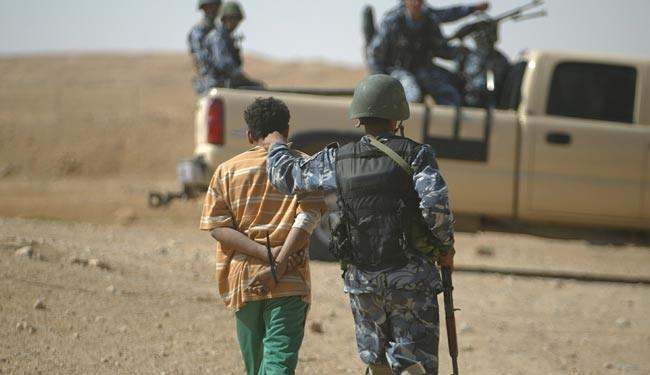 دستگیری یک سرکرده داعش در نجف