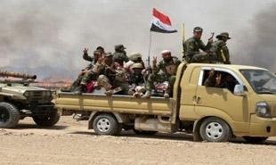 پیروزی جدید ارتش سوریه مقابل داعش/ هلاکت تروریستهای سعودی