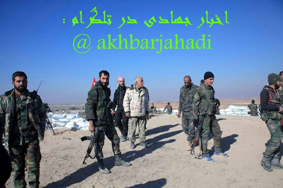 ادامه پیشروی ارتش سوریه در تدمر/نیروهای سوری در یک کیلومتری شهر تاریخی