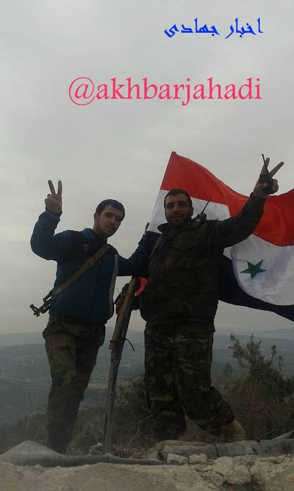 پیشروی ارتش سوریه در حومه حلب