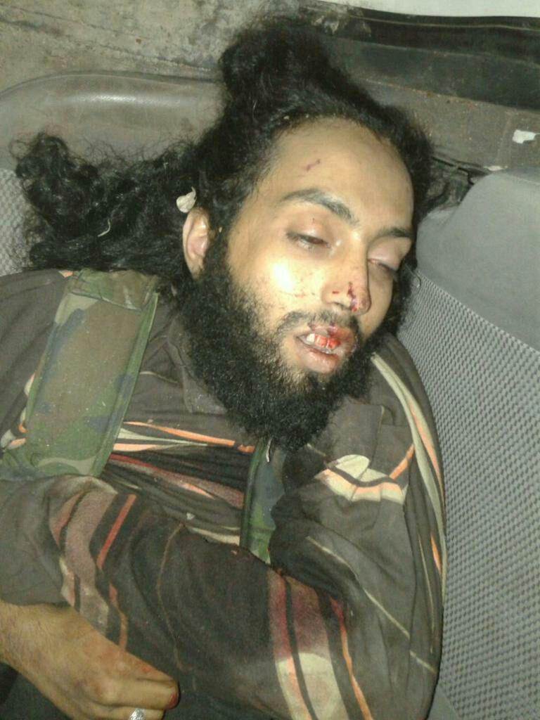 هلاکت یکی از فرماندهان میدانی گروه تروریستی جبهه النصره