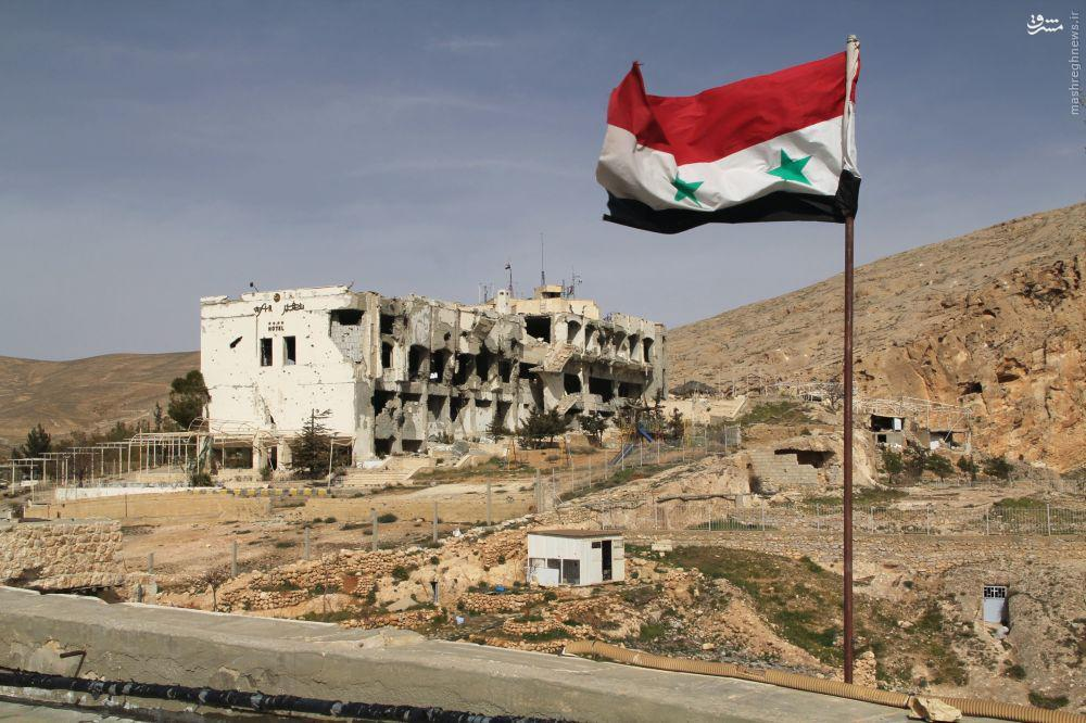 سخنان منتشر نشده سردارایرانی درباره حضور ایران در سوریه