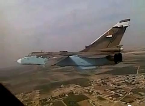 ارتش عراق ۴۱ بار مواضع تروریستها را بمباران کرد
