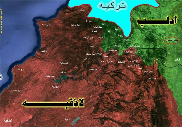 آغاز عملیات پاکسازی شهرک «کبانی» در شمال غرب سوریه
