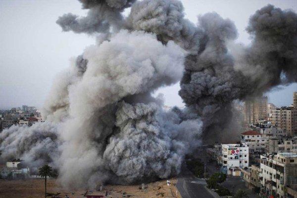شهادت ۲ کودک فلسطینی در بمباران غزه