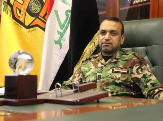 نجات عراق از دست داعش بدست حاج قاسم سلیمانی
