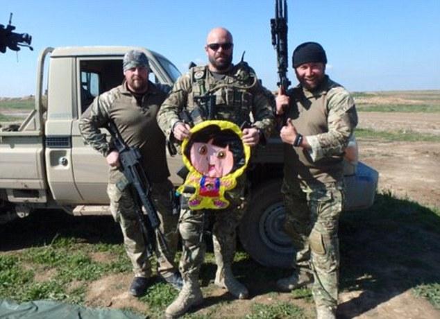 """نوآوری جدید داعش: استفاده از بادکنک برای جاسوسی از دشمنان/ """"دورا، دختر جهانگرد،"""" سلاح مخفی تروریستها+تصاویر"""