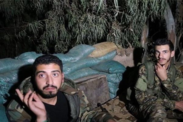 «گروهان سیده رقیه» روایتی از بسیج مردمی در سوریه