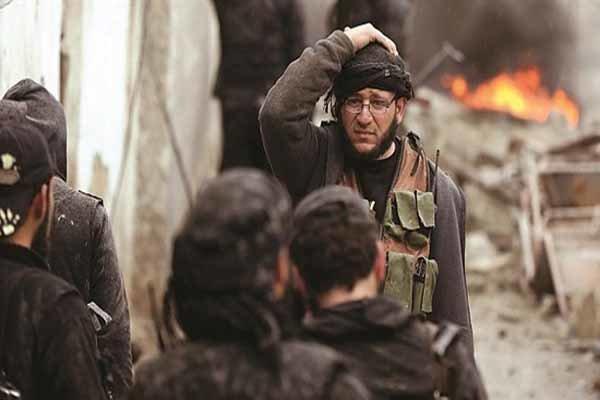 الرقه سوریه صحنه درگیری شدید داخلی تروریست های داعش