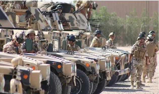 """نیروهای عراقی عملیات آزادسازی منطقه راهبردی """"هیت"""" را آغاز کردند"""