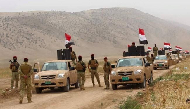 مدافع سابق استقلال اهواز در جنگ با داعش