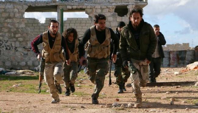 عملیات نفوذی بسیج عراق به عمق مناطق داعش