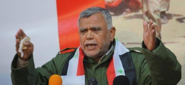 العامری: اگر شرایط اقتضا کند «حشد الشعبی» به سوریه هم میرود
