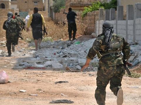 ارتش سوریه به طور کامل شهر داریا را محاصره کرد
