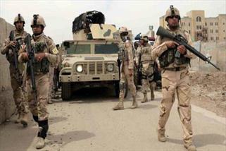 بازداشت عامل انتحاری داعش در کاظمین