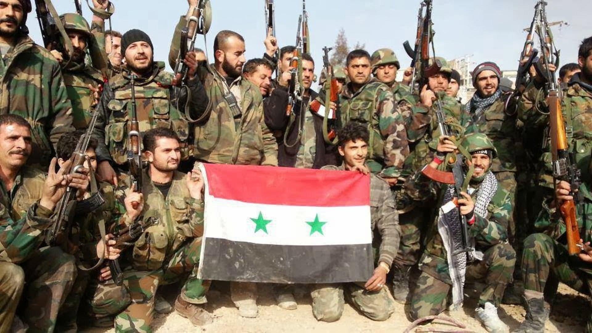 پیشروی نیروهای ویژه سوریه از ۳ محور به سوی «کنسبا» در لاذقیه