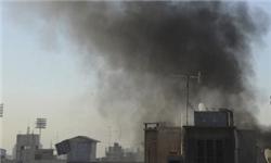 کشته و زخمی شدن ۲۸ نفر در حملات خمپارهای تروریستها به «دمشق»