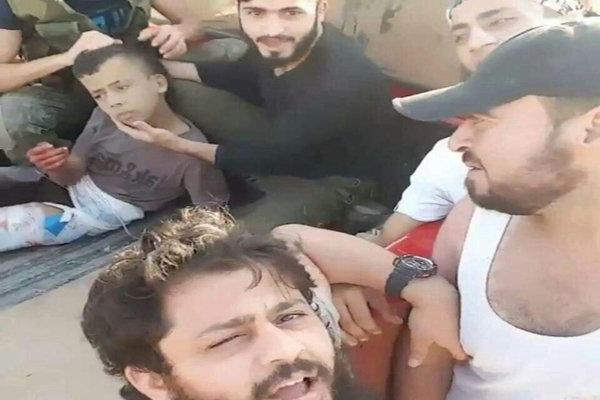 ارتش سوریه انتقام کودک فلسطینی را از جانیان نورالدین الزنکی گرفت