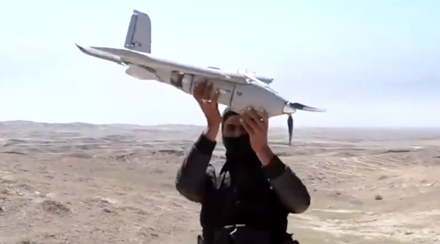 پهپادهای بمب گذاری شده، ماشین جدید کشتار داعش در عراق