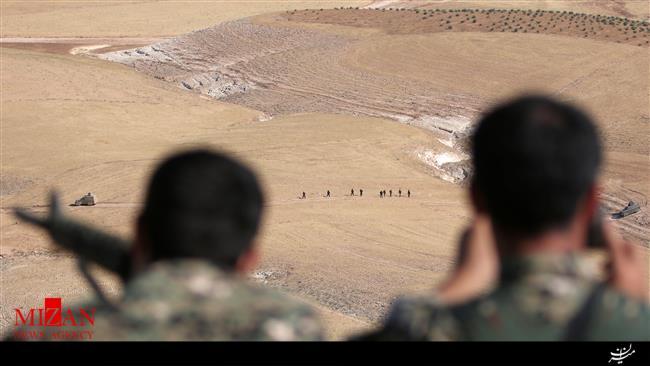 حملات نیروهای دموکراتیک سوریه به مقر داعش در منبج تشدید میشود