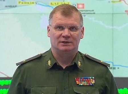 روسیه خواستار اعلام پایگاه های سری ائتلاف آمریکایی در سوریه شد