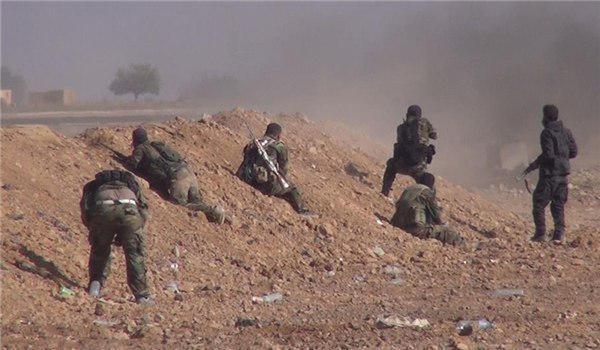 ۲۵ تروریست «النصره» در حمص سوریه کشته شدند