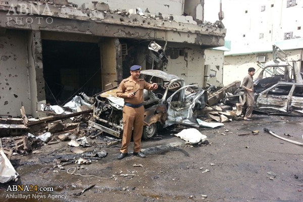 حمله موشکی یمنی ها به شهر نجران عربستان، یک کشته برجای گذاشت + تصاویر
