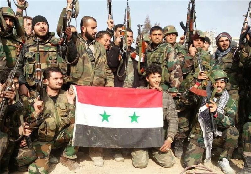 المیادین: ارتش سوریه شهر «تدمر» را آزاد کرد