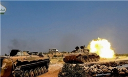 ارتش سوریه و حزبالله بر ارتفاعات مشرف بر دانشکدههای نظامی حلب مسلط شدند