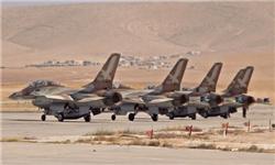 حمله جنگندههای رژیم صهیونیستی به مواضع حزبالله در خاک سوریه
