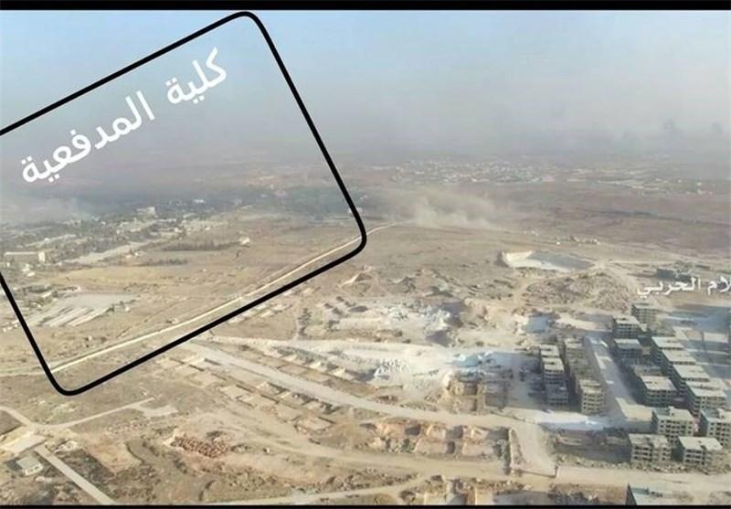تروریستها همچنان زیر آتش سنگین ارتش سوریه در حلب