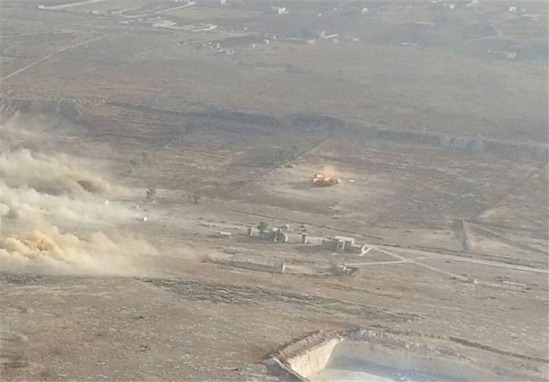 ارتش سوریه تپه «الصنوبرات» در الراموسه را بازپس گرفت