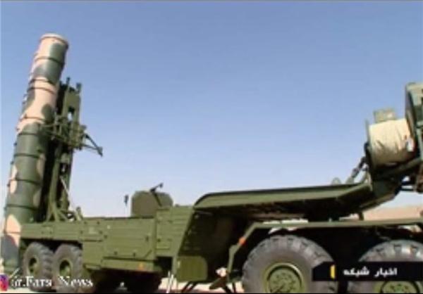 اولین تصاویر از S300 های ایران مستقر در فردو به نمایش درآمد