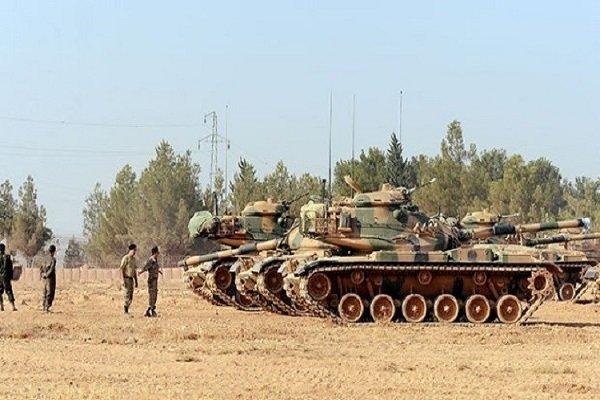 عملیات بزرگ تروریستها در جنوب سوریه ناکام ماند
