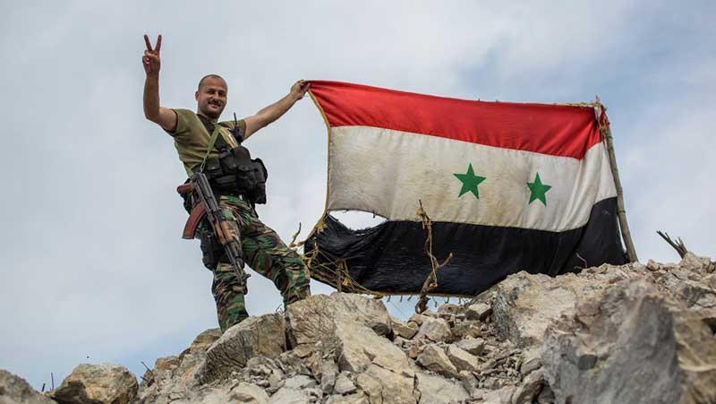 ارتش سوریه روستاهای بیشتری را از داعش بازپس گرفت