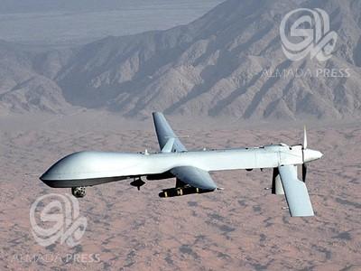 سیانان: یک پهپاد ایرانی تا فاصله ۳۱ متری جنگنده اف-۱۸ آمریکا نزدیک شده است