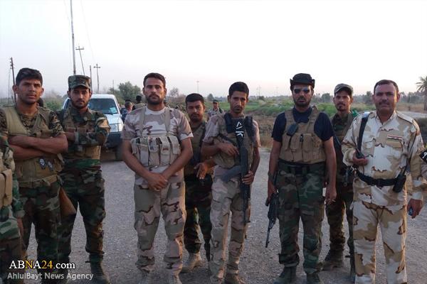 آخرین مواضع داعش در جزیره الخالدیه عراق آزاد شد + عکس