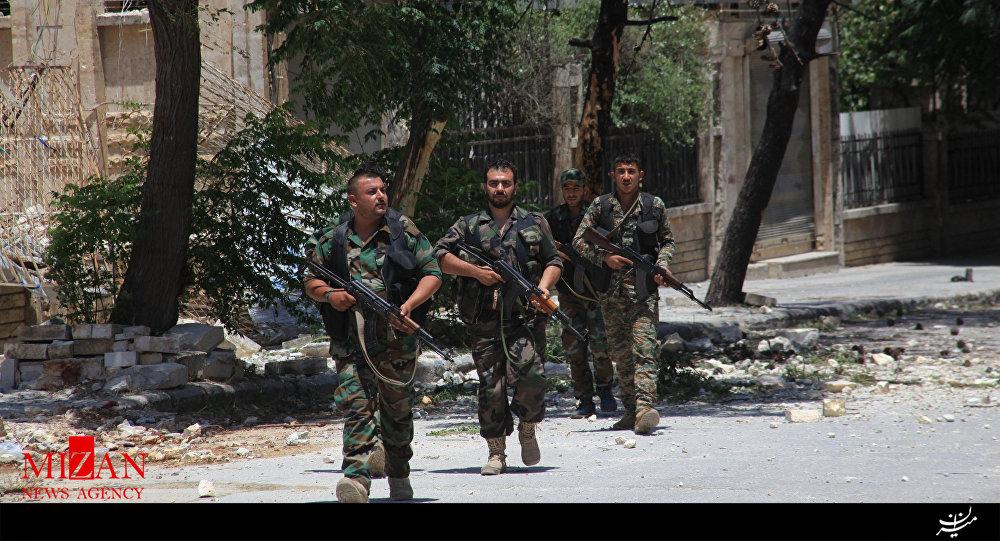 هلاکت بیش از دو هزار تروریست به دست نظامیان ارتش سوریه