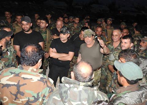 حمله وسیع ارتش سوریه برای آزادسازی شهر کابانی/ هلاکت یکی دیگر از سرکرده های ارشد تروریستها